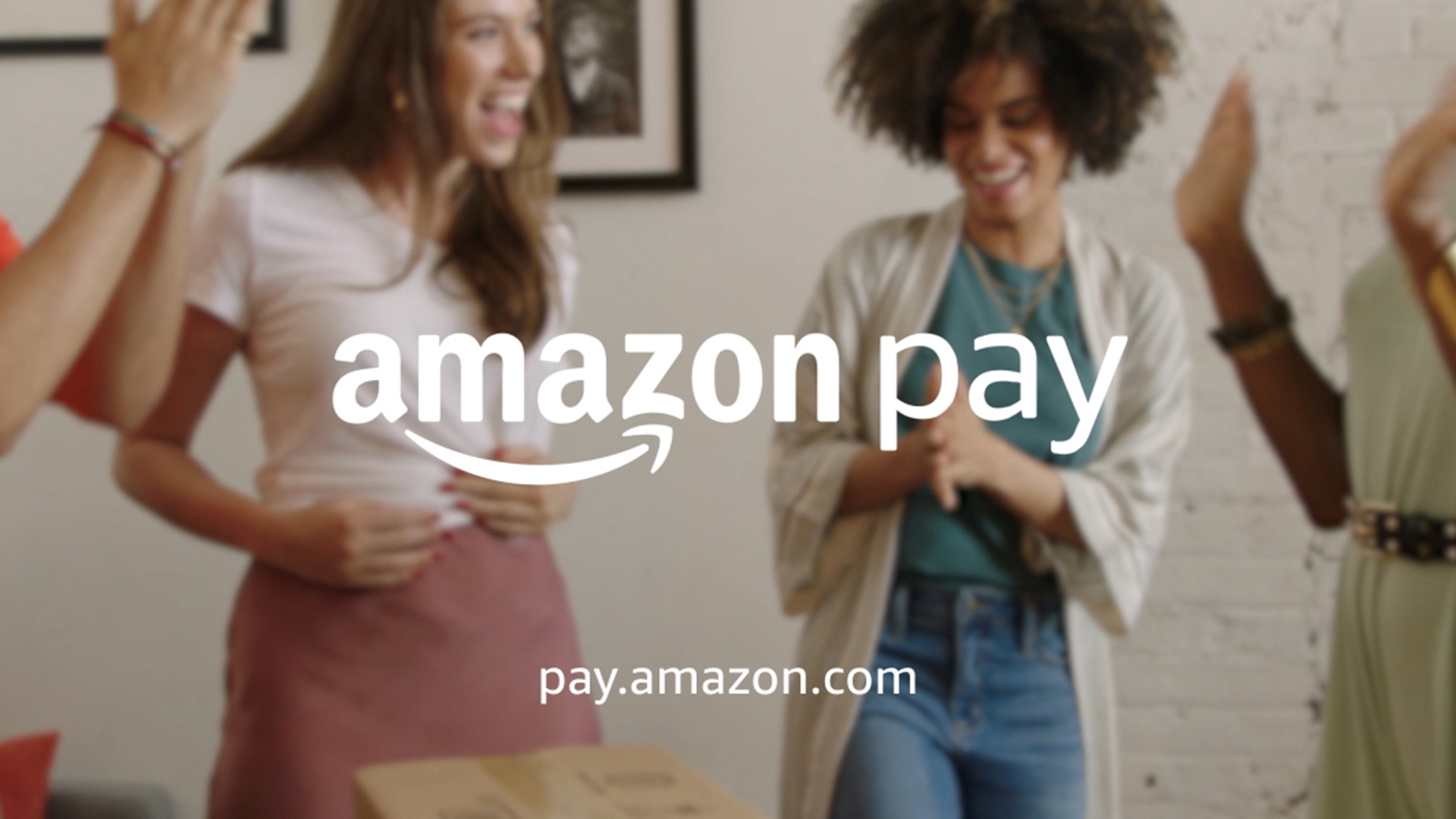 Amazon Pay Faster